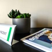 Chevalet flat - Doal concept enseignes et signalétiques en ligne