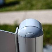 Embouts milleborne pour bi-mât - Doal Concept enseigne et signalétique en ligne