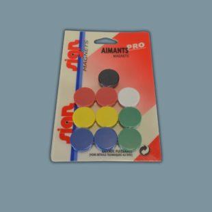 Magnet pour tableaux magnétique - Doal concept enseignes et signalétiques en ligne