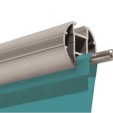 Profilé en aluminium - Doal concept enseignes et signalétiques en ligne
