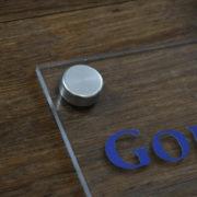 Cache vis accessoire - Doal Concept enseigne et signalétique en ligne